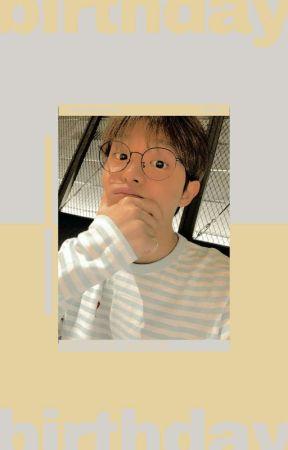 birthday ➳ jihoon by jeocrush