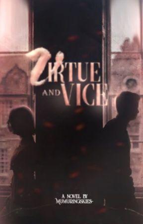 Virtue and Vice by murmuringskies-