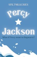 Percy Jackson: Wizard by spiltmilkcries