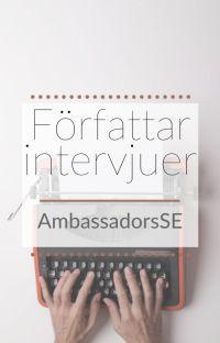 Författar Intervjuer cover