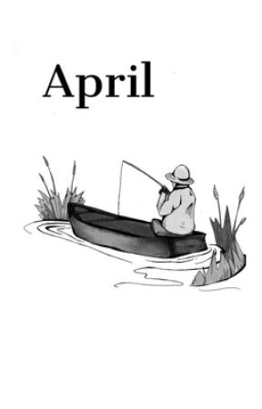 April by KalvinMadsen