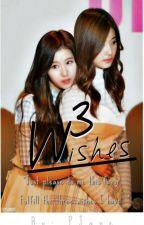 3 Wishes  •SatZu•   by CouchForLife