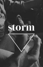 Storm   Ashton Irwin AU by chasing5SOS