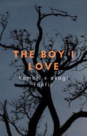 The boy I love by umaaaa_anime16