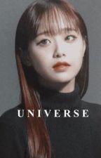 UNIVERSE ( karl jacobs ) by cutiepieseavey
