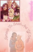 Romance On Screen And Off Screen by Holaweirdos