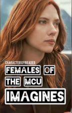 MCU female imagines {SMUT} by Buckys_b1tch