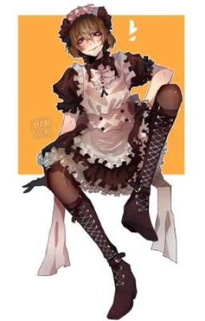"""""""Should have never gave up on me."""" femboy maid male reader x rwby by baggyboiv2"""