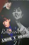 Relación de amor y odio 2. cover