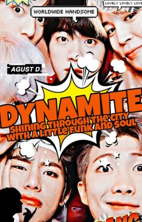 Dynamite | BTS Superhero AU! by Stars-INsight