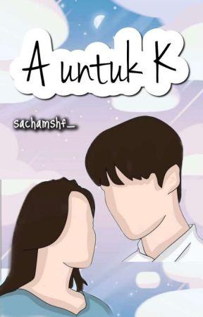 A  u n t u k  K by sachamshf_