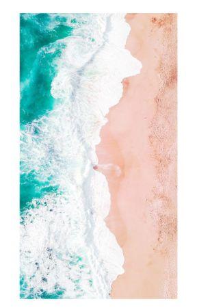 We met at the beach~~~~~~' by sunflowerpranker