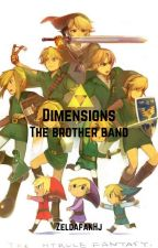 Dimensions; The Brother Band by ZeldafanHj