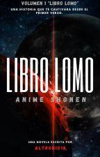 Libro Lomo - Realidades Distintas de Altron18