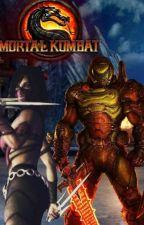 Mortal kombat: The Slayer Rises by Ironprime100