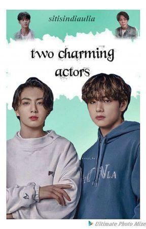 two charming actors (taekook)   by sitisindiaulia
