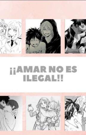 ¡¡Amar no es ilegal!! by soyDabiperras