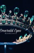 Emerald Eyes || Matthew Fairchild [1] by KleeAlise11