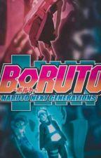 Boruto boyfriend scenarios by Sidereal_bug