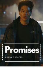 Promises Minho x reader by GreenieNewt101