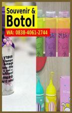 Botol Kaca Unik Murah 083840612744(WA) by AgustinaWulan7