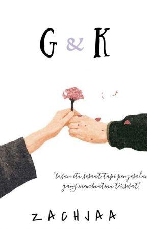 G & K by zachjaa