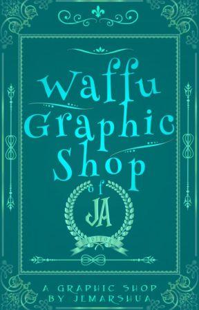 Waffu Graphic Shop of JA by Jemarshua_Avery