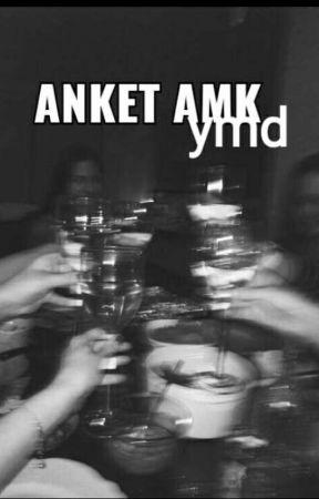 ˚ ༘✶ ⋆。˚ Anket Amk ˚ ༘✶ ⋆。˚  by Taemaricano
