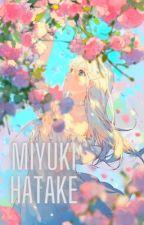 Miyuki Hatake || Kakashi's daughter  by Paridhi0010