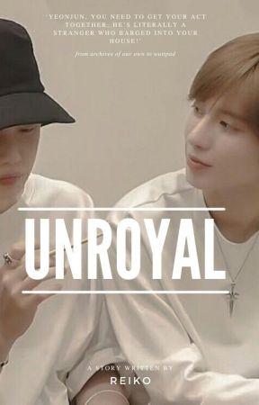 [✔] Unroyal || Taejun by spreadingsmiles15