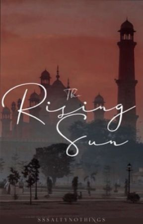 The Rising Sun by sssaltynothings