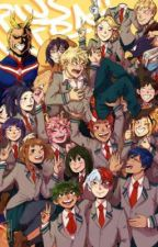 BNHA Multiverse Journey by AwesomeInfiniteGamer