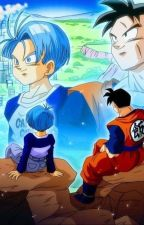 Dragon Ball Z : The Legacy of Trunks by Etherblade