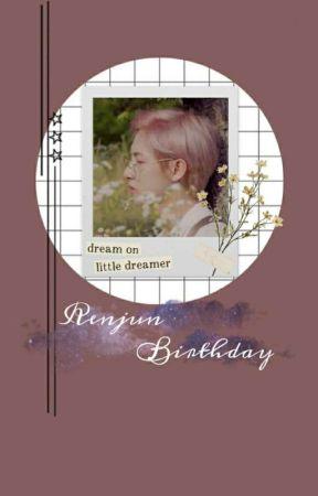 Renjun Birthday  by Renjuniverse_