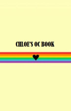 My OC Book by -TIRED_BXTCH-