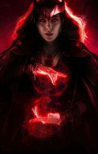 The Scarlet Witch of Mystic Falls by Beyond_the_sass