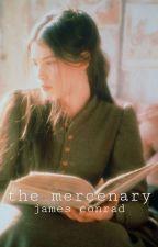 the mercenary || james conrad by DiedFromCuriosity