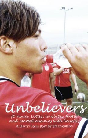 Unbelievers by alwaysinmyheart1328