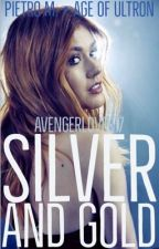 Silver and Gold • (Pietro Maximoff) • Age of Ultron • Marvel Universe by Avengerlover17