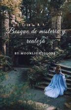 Bosque de misterio y realeza by moonlightgloss0