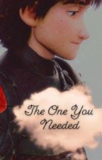 (Hiccup X reader) The One You Needed by anonforreal