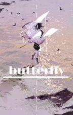 butterfly    izuku midorya's twin    Bnha X KNY by Neishara