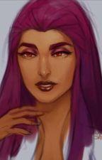 Nadia x OC  {the Arcana} {⚠️Smut⚠️}  by AlphaWolf_z
