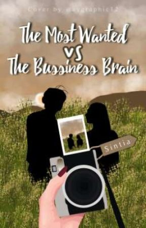 The Most Wanted Vs The Bussiness Brain by ShintiaShakiraFirda