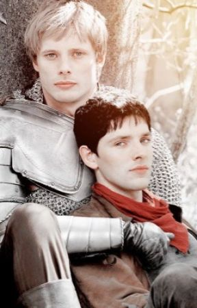 Merthur One shot (Merlin x Arthur) by Heavenlyb13
