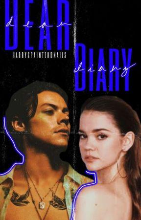 Dear Diary -  H.S.  Harry Styles by harryspaintehdnails