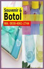 Souvenir Pernikahan Botol Minum Plastik Ô838·4Ô61·2744 by jual366tokogrosir