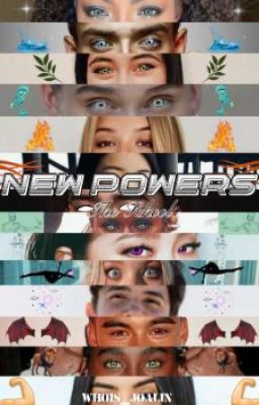New Powers    Now United by Whois_Joalin