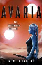 Avaria, The Determined Survivor by authormghopkins
