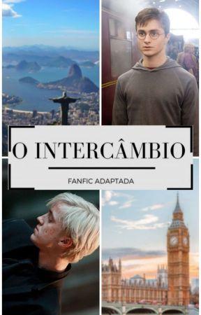 O Intercâmbio - Drarry {Fanfic Adaptada} by meierAyla